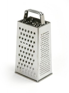 Norpro 339 Stainless Steel Grater,